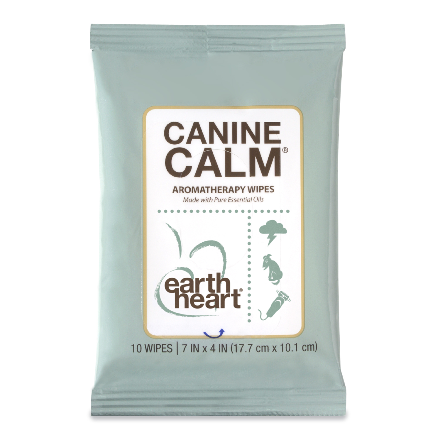 Earth Heart Inc. – Canine Calm Aromatherapy Wipes